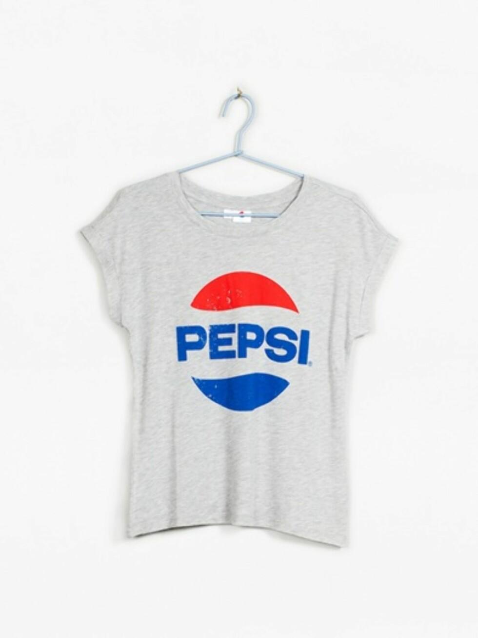 T-skjorte fra Bikbok, kr 249. Foto: Produsenten