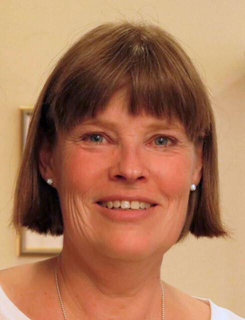 SKEPTISK: Trude Schei tror få blir friske av å legge om kosten. Foto: Privat
