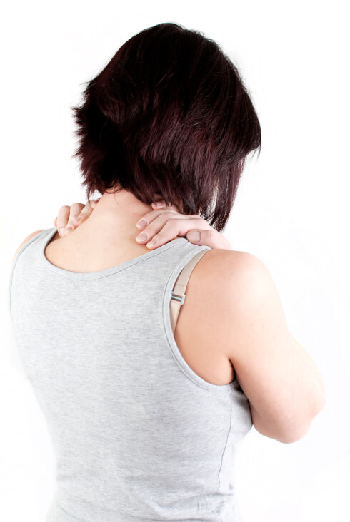 STRESS OG ANSPENTHET: Stress og anspenthet er den vanligste årsaken til hodepine. Foto: Scanpix