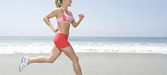 5 tips som får deg i løpeform