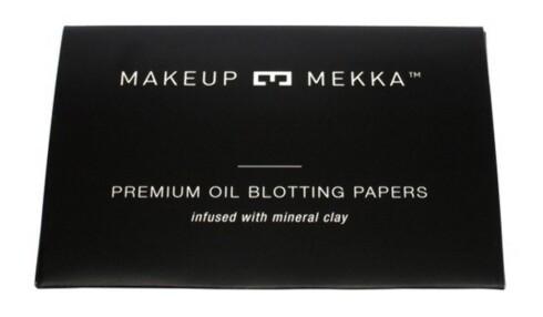Premium Japanese Oil Blotting Papers of Hemp fra Makeup Mekka, kr 69. Foto: Produsenten