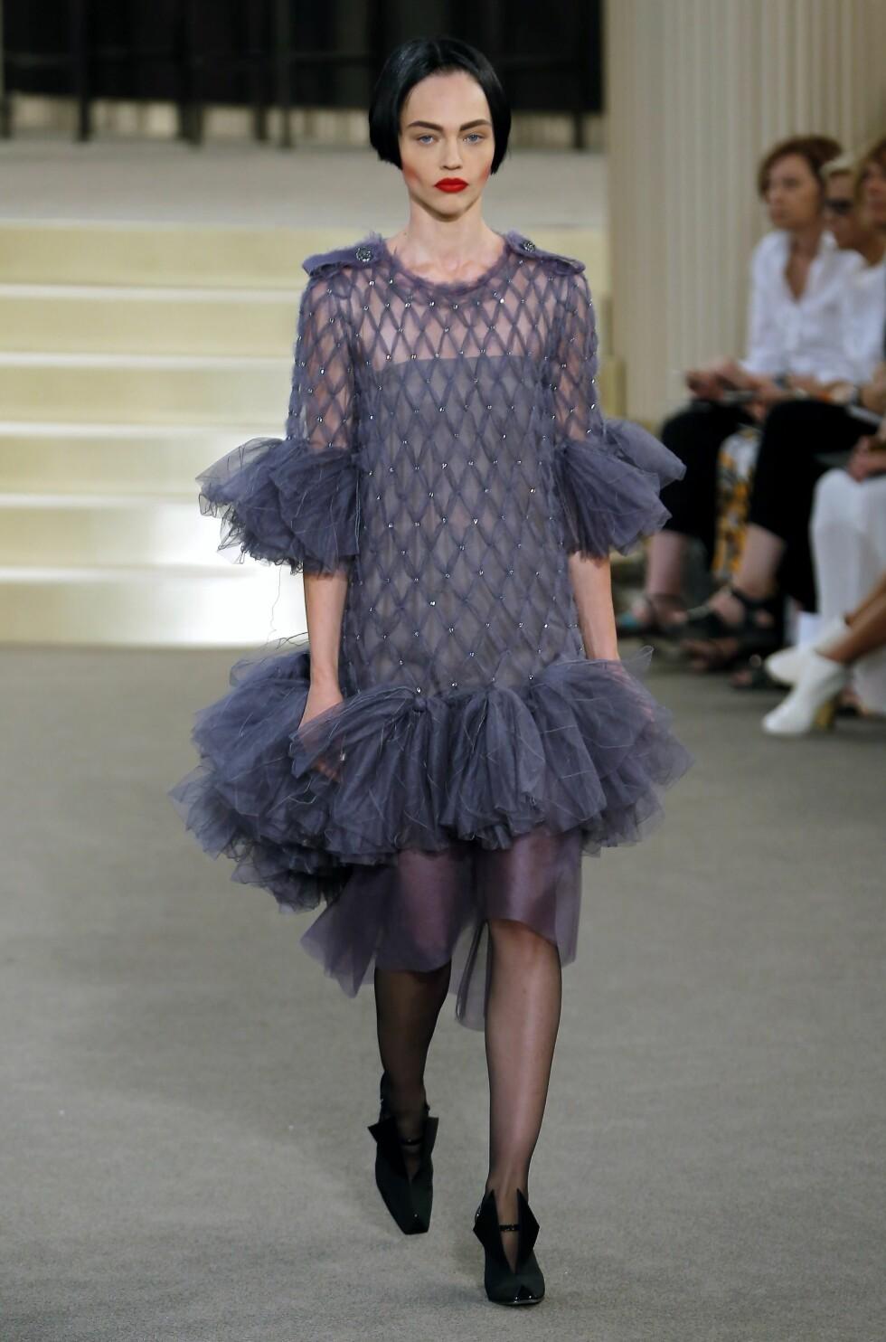 Chanel Couture Foto: Epa