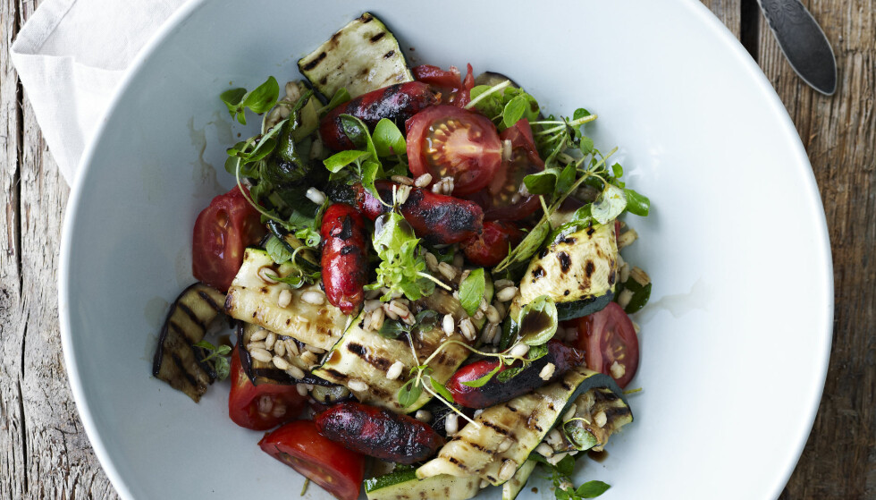 6 friske salater du må prøve