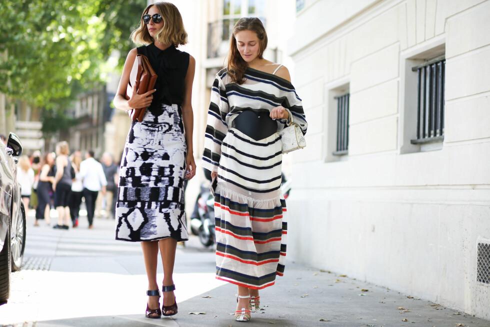 Candela Novembre og Daria Shapovalova Foto: Abaca