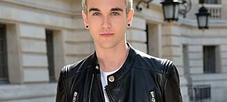 Daniel Day-Lewis' sønn Gabriel  (20) er ny modellstjerne i Paris