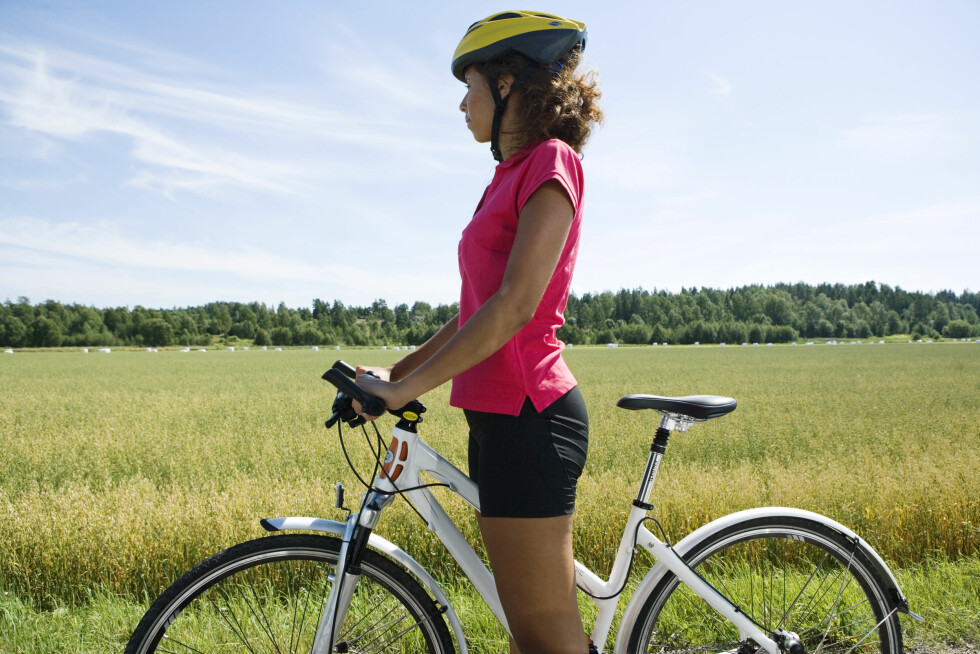 HOLD DEG AKTIV: Aktivitet er viktig for å unngå spenninger og smerter i hele kroppen.  Foto: Scanpix