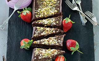 Ja, vi elsker sjokolade!