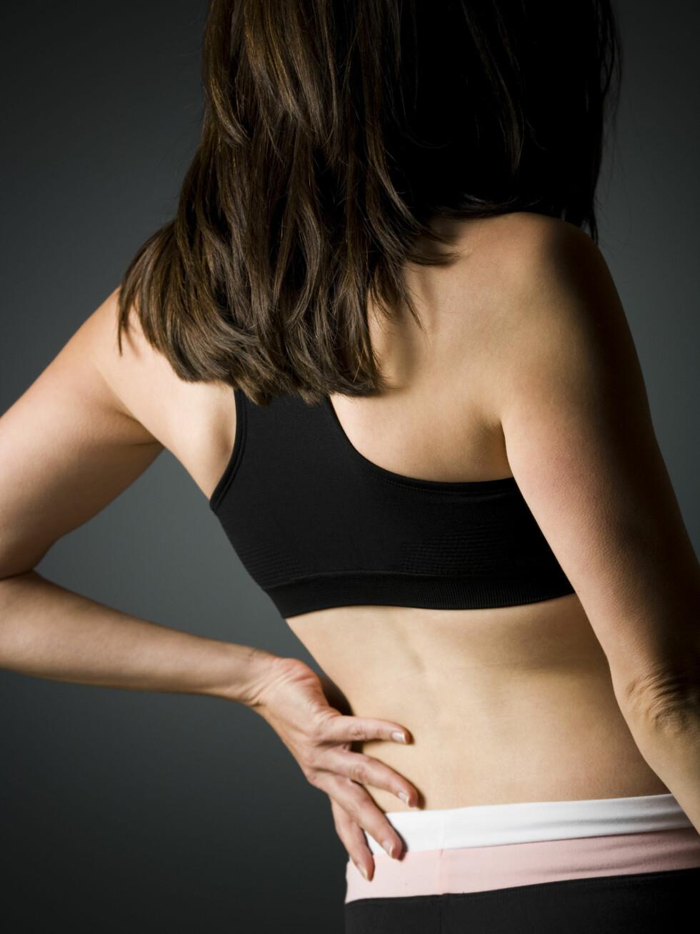 KAN INNTREFFE TIDLIG: Man kan få brudd som følge av osteoporose i tidlig alder, men det vanligste er at det rammer et sted mellom 55- og 75-års alder. Foto: Scanpix