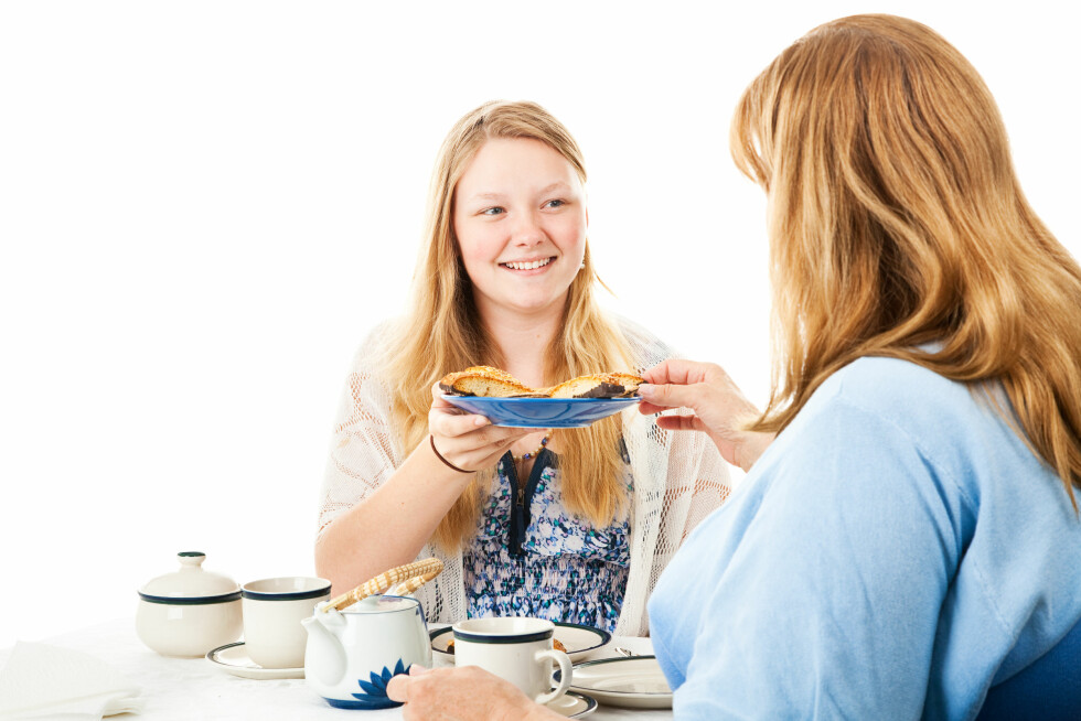 80 % HAR DET BRA: Psykolog Anna Bjærre minner også om at 80 prosent av alle unge jenter har det bra. De snubler litt, reiser seg igjen. Lærer av livet og går videre.  Foto: Lisa F. Young - Fotolia