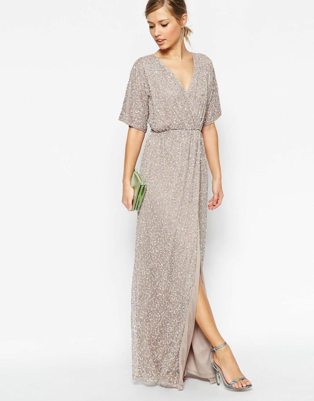 Kjole fra Asos.com, kr 1089. Foto: Produsenten