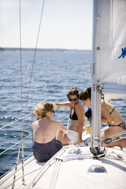NYTT PÅBUD: Det gjelder imidlertid kun båter under åtte meter. Foto: Maskot