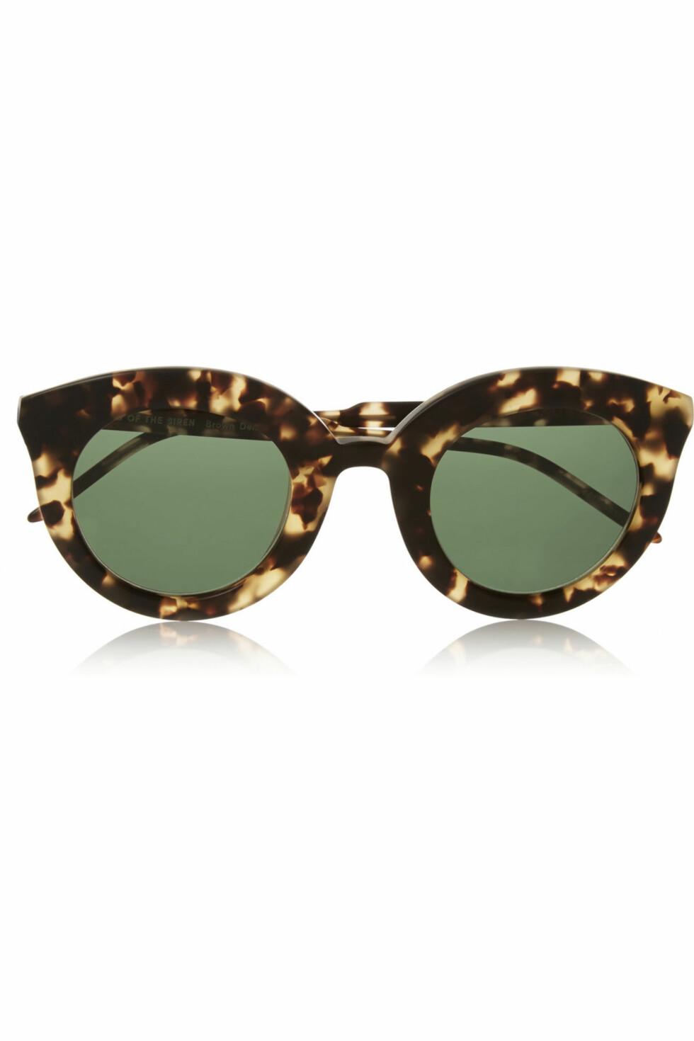 Solbriller fra Finds, ca. kr 500. Foto: Net-a-porter.com