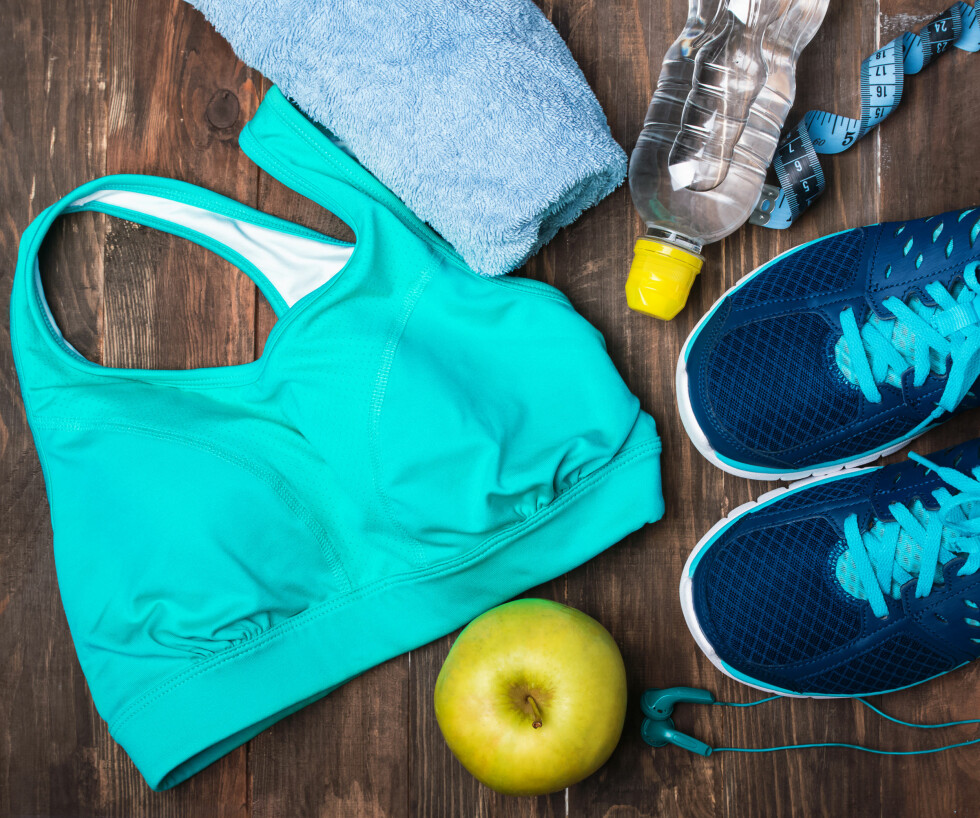 PAKK BAGEN KVELDEN FØR: Det kan være en god ide å pakke treningsbagen før du legger deg.  Foto: Diana Vyshniakova - Fotolia