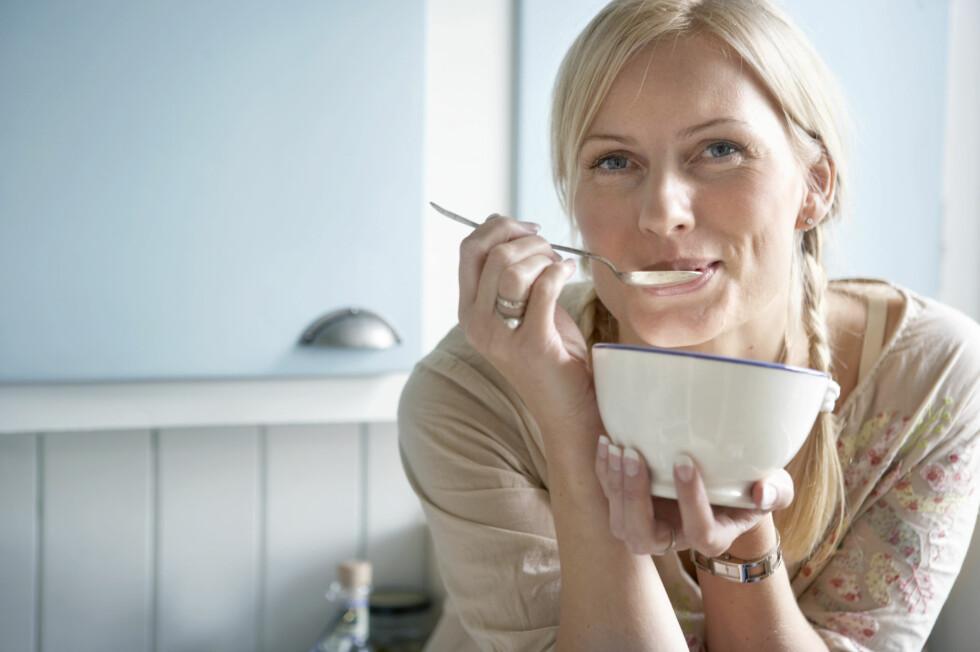 <strong>SOMMERSUPPE:</strong> Supper er ikke forbeholdt den kalde årstiden. Dette lette måltidet er nemlig perfekt på varme sommerdager. Foto: Scanpix Norway
