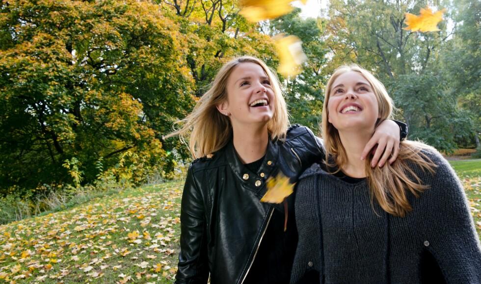SINGELLIV: Det kan være sunt å ha tid for seg selv og venner, og vente med å hoppe inn i et nytt forhold.  Foto: © Jens Sølvberg / Samfoto