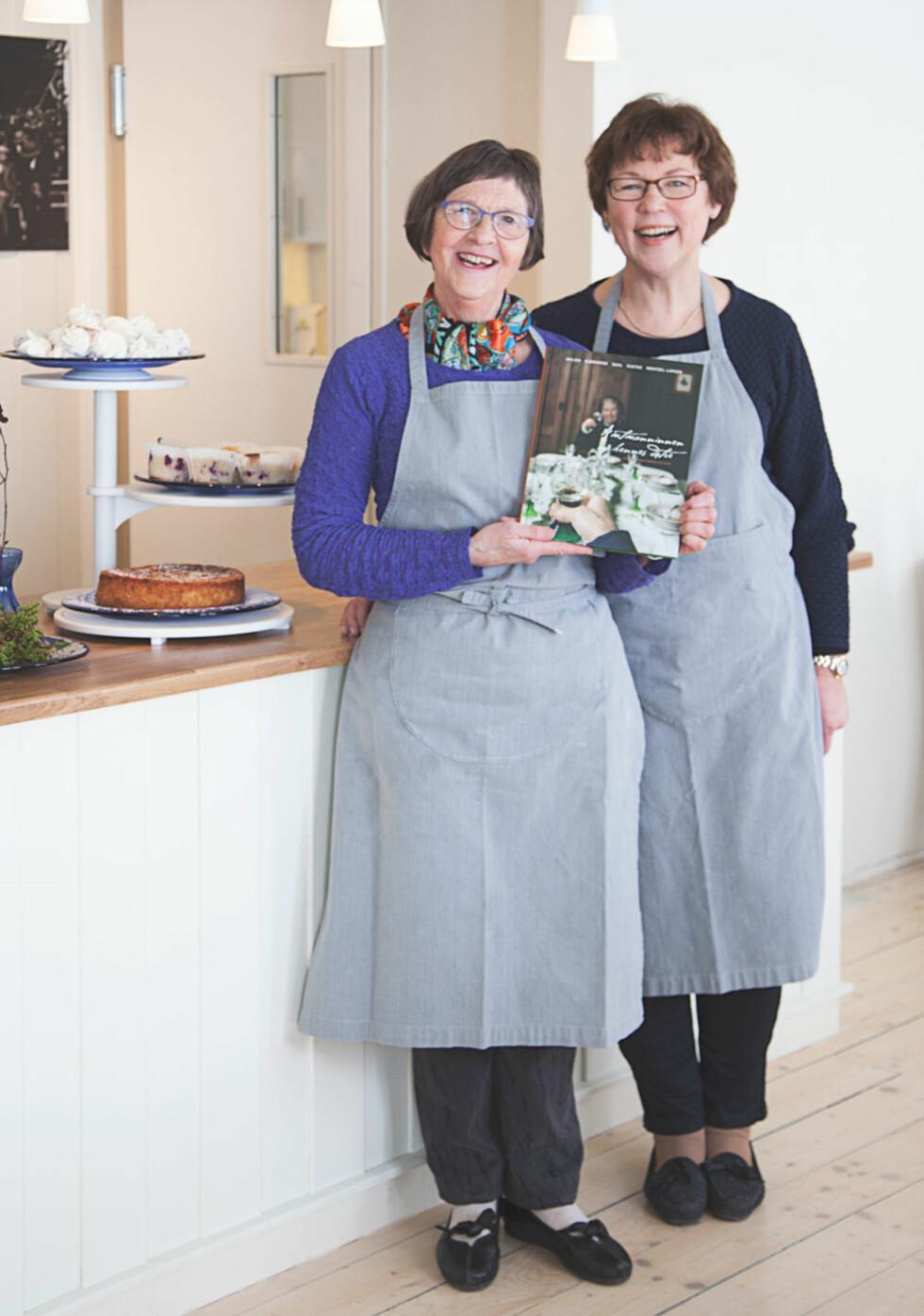 GOD, GAMMEL MATSKIKK: Oppskriften er hentet fra boka «Amtmanninnen og hennes Døtre, en kulturhistorisk kokebok fra Toten». Foto: Synøve Dreyer