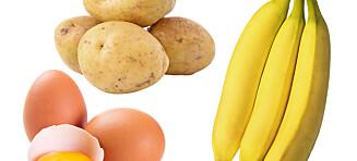 5 kjente myter om mat