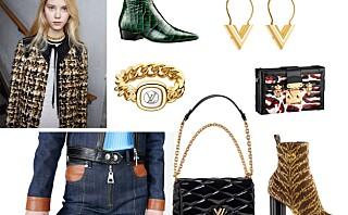 Se den fantastiske Pre-Fall 15 kolleksjonen til Louis Vuitton