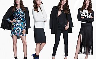 KappAhl lanserer ny trendkolleksjon