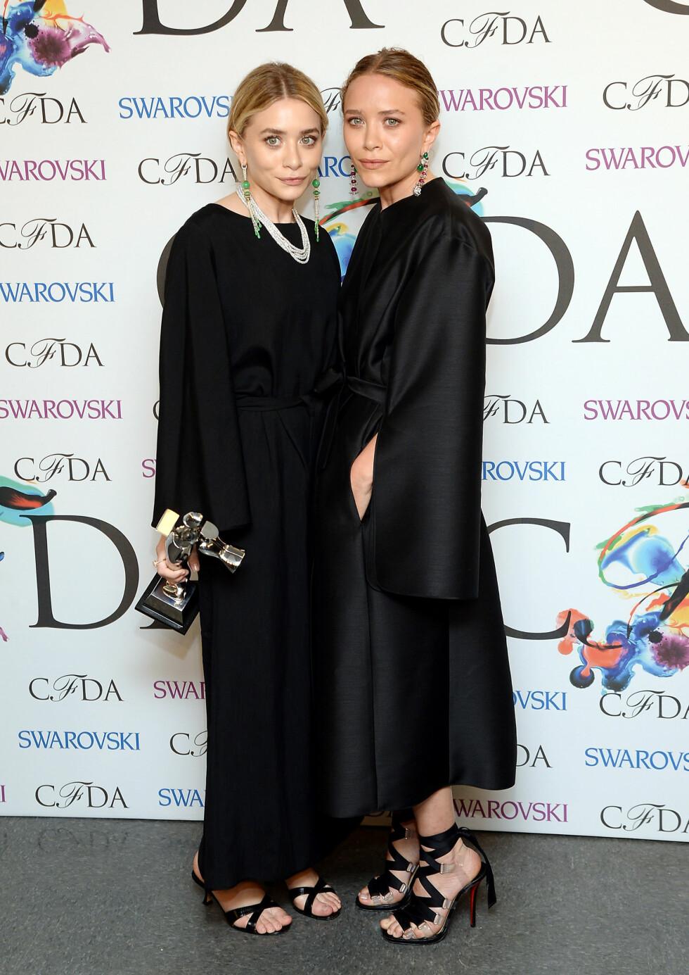 Olsen-tvillingene. Foto: Ap