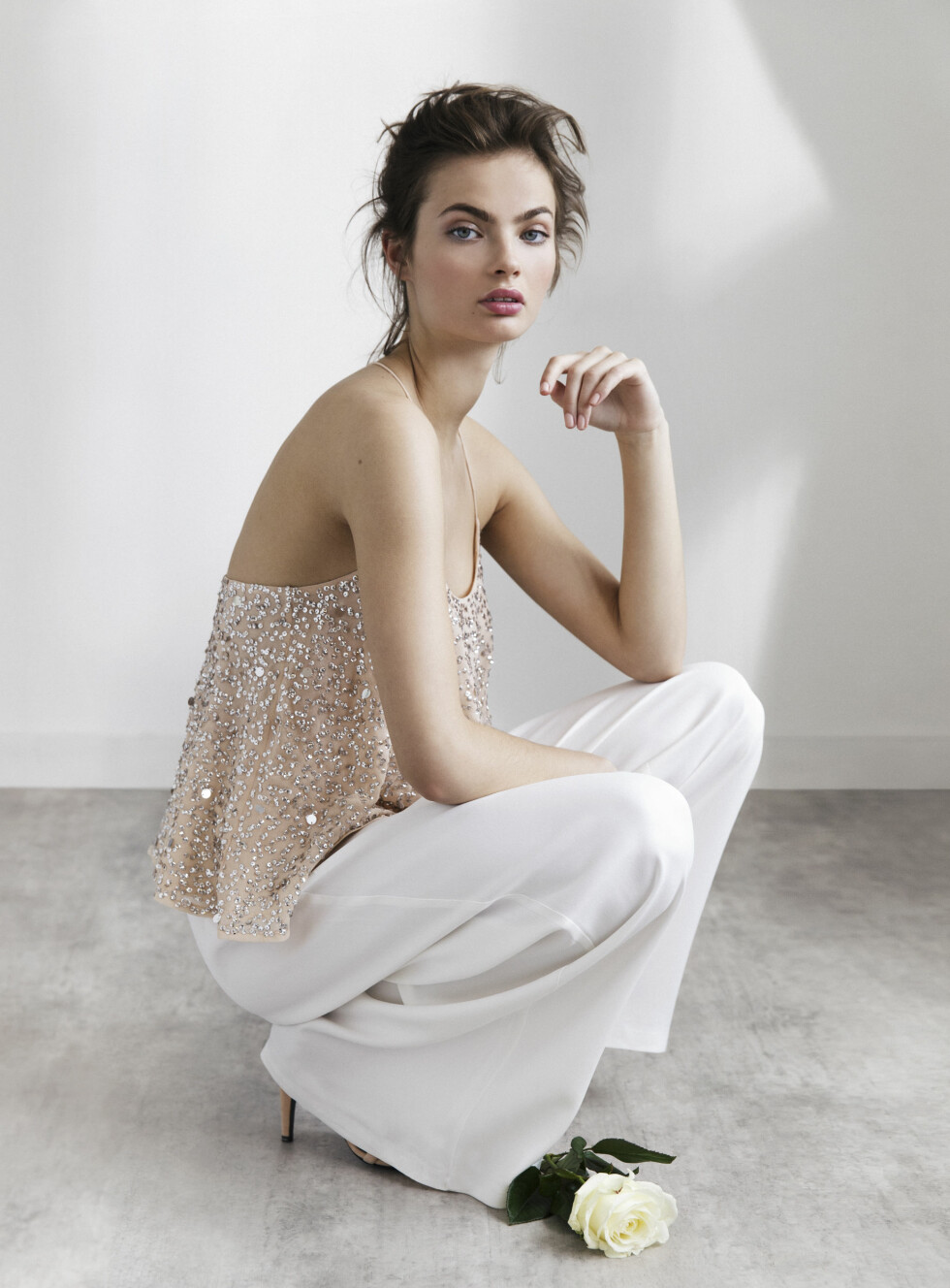 <strong>BLING:</strong> Topp, kr 499. Foto: Gina Tricot