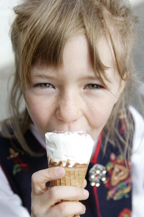 MYTE: - Når barn spiser mye sukker er det jo også ofte mye annet som skjer, påpeker Birger Svihus ved Norges Miljø- og biovitenskapelige universitet i Ås Foto: Scanpix Norway