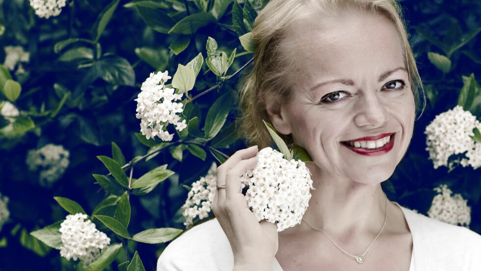 SKREV TESTAMENTE: Jeg vant i kreft-Lotto, sier Ine Thereze Gransæter. Da hun fikk diagnosen i vinter skrev hun testamente og planla sin egen begravelse.  Foto: Astrid Waller
