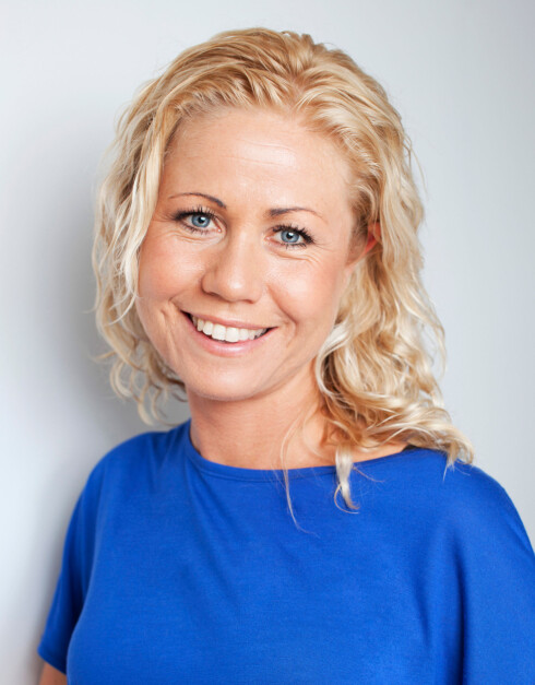 ADVARER: Klinisk ernæringsfysiolog Tine M. Sundfør ved Synergi Helse i Drammen. Foto: Anita Sælø