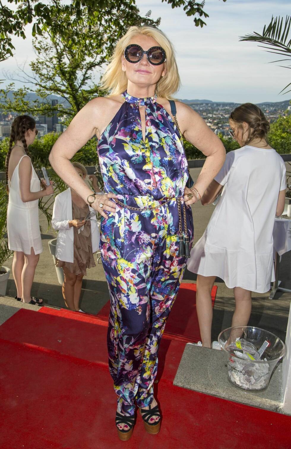 Elle's sommerfest 2015, Mia Gundersen Foto: Tor Lindseth