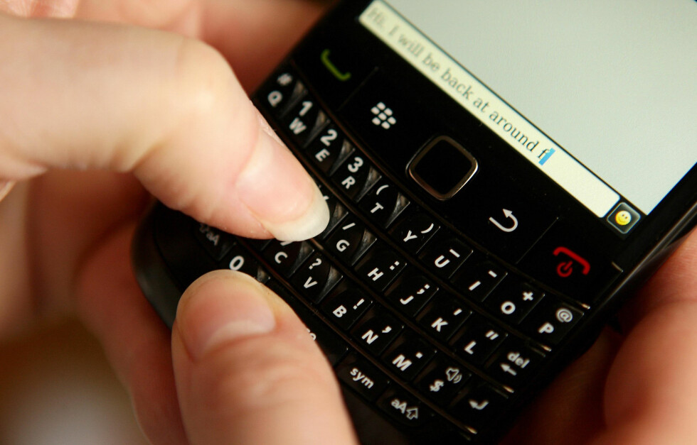 SLETTET? Selv om bildene er slettet og telefonen er satt tilbake til fabrikkinnstillinger behøver det ikke bety at bildene er borte for alltid. Foto: Pa Photos
