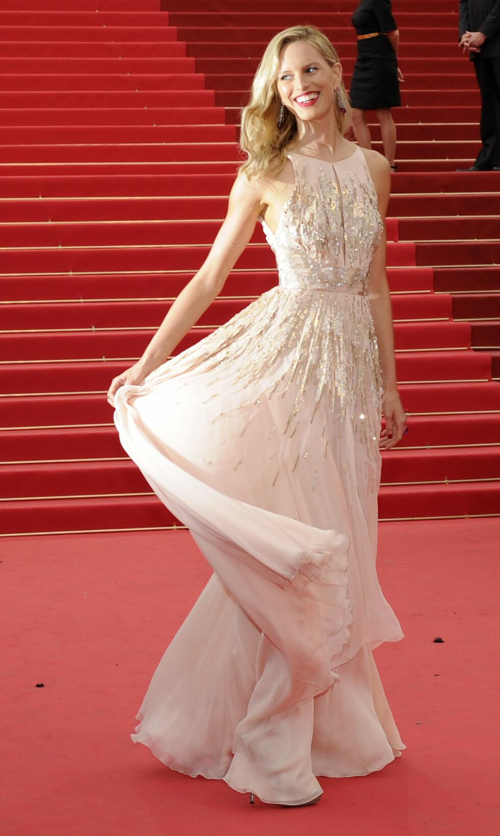 Supermodell Karolina Kurkova, 2011. Foto: Scanpix