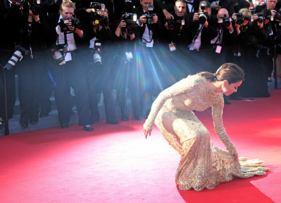 Skuespiller Eva Longoria, 2013.     Foto: Scanpix