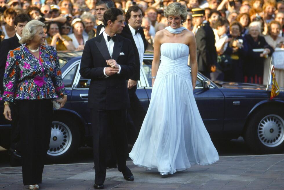 Prinsesse Diana,  1987.  Foto: Scanpix