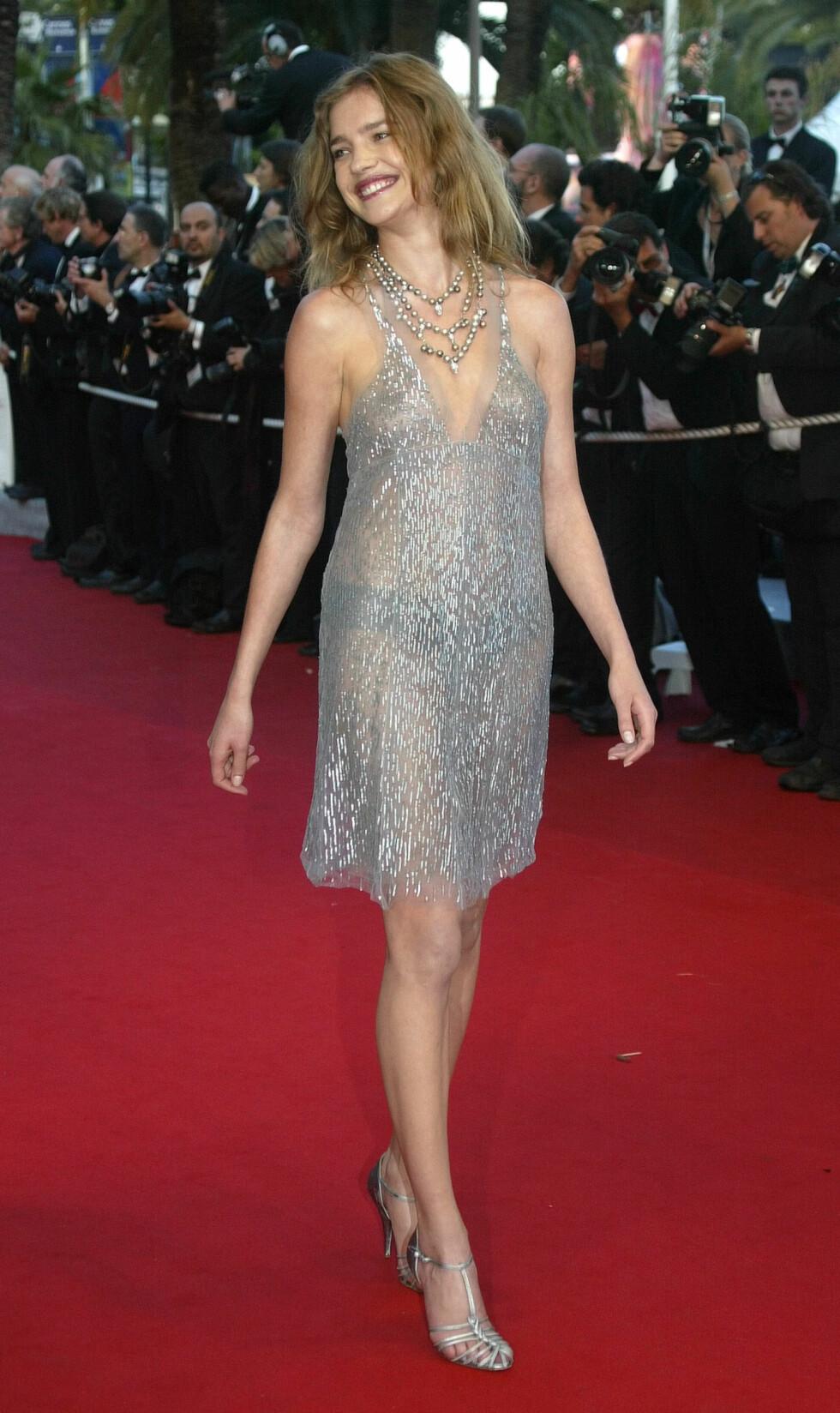 Toppmodell Natalia Vodianova, 2005.  Foto: Scanpix