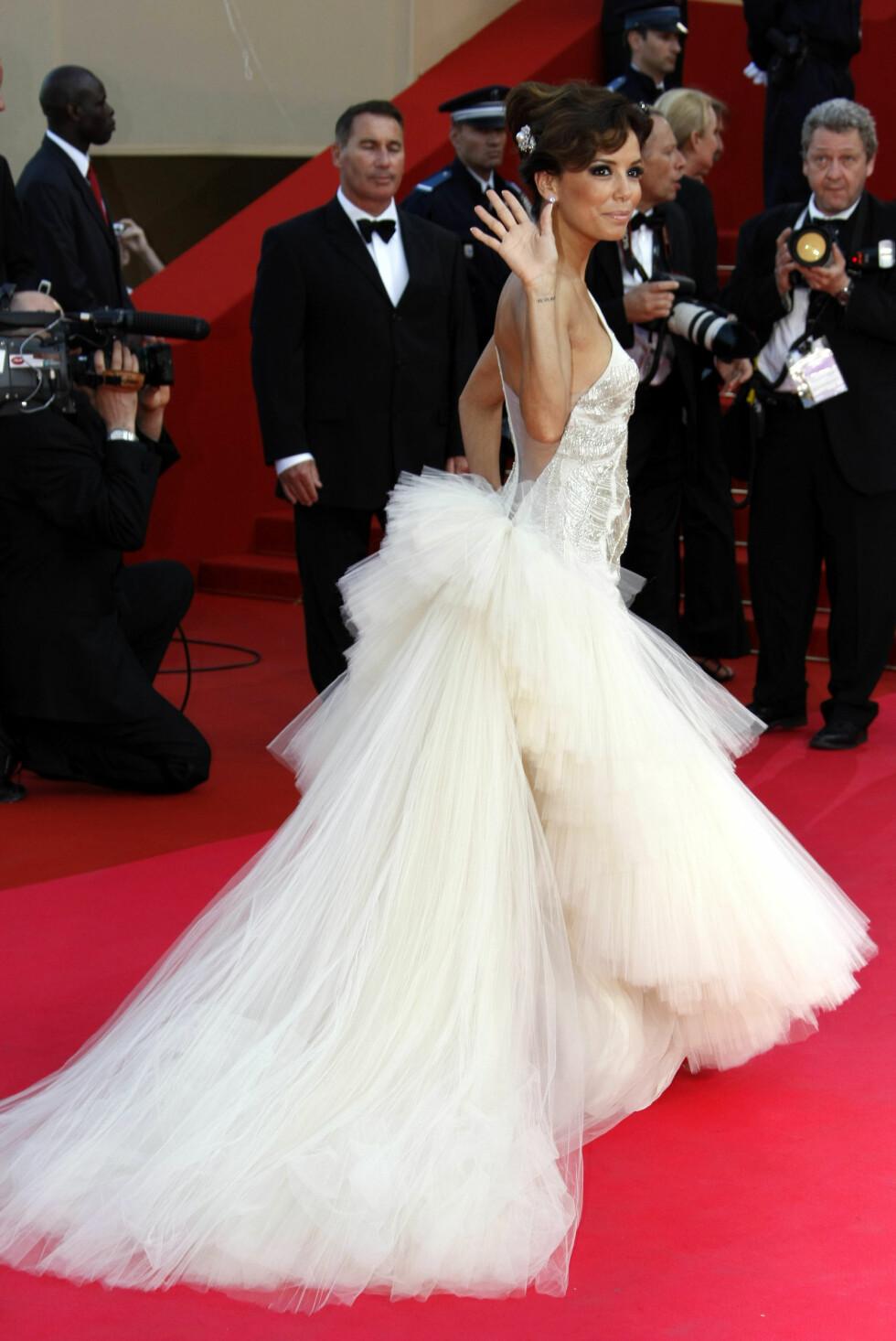 Skuespiller Eva Longoria, 2008.     Foto: Scanpix