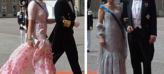 - Kronprinsesse Victoria var den flotteste gjesten