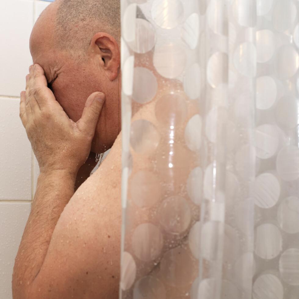 I DET SKJULTE: Det er flere eldre menn som tar sitt eget liv fordi de har gitt opp livet helt. Men ofte vil disse følelser og tanker skjules godt for omverdenen. Foto: Scanpix/NTB