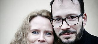 Kristian (37) ble alvorlig deprimert etter farens død
