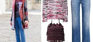 Få Olivia Palermos trendy look