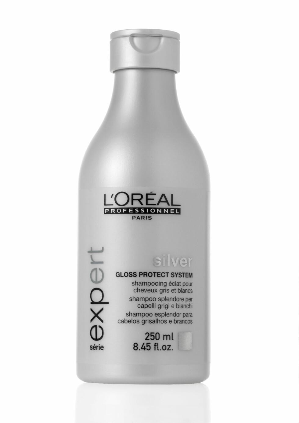 Silver fra L'Oréal Professionnel, kr 209. Foto: Produsenten