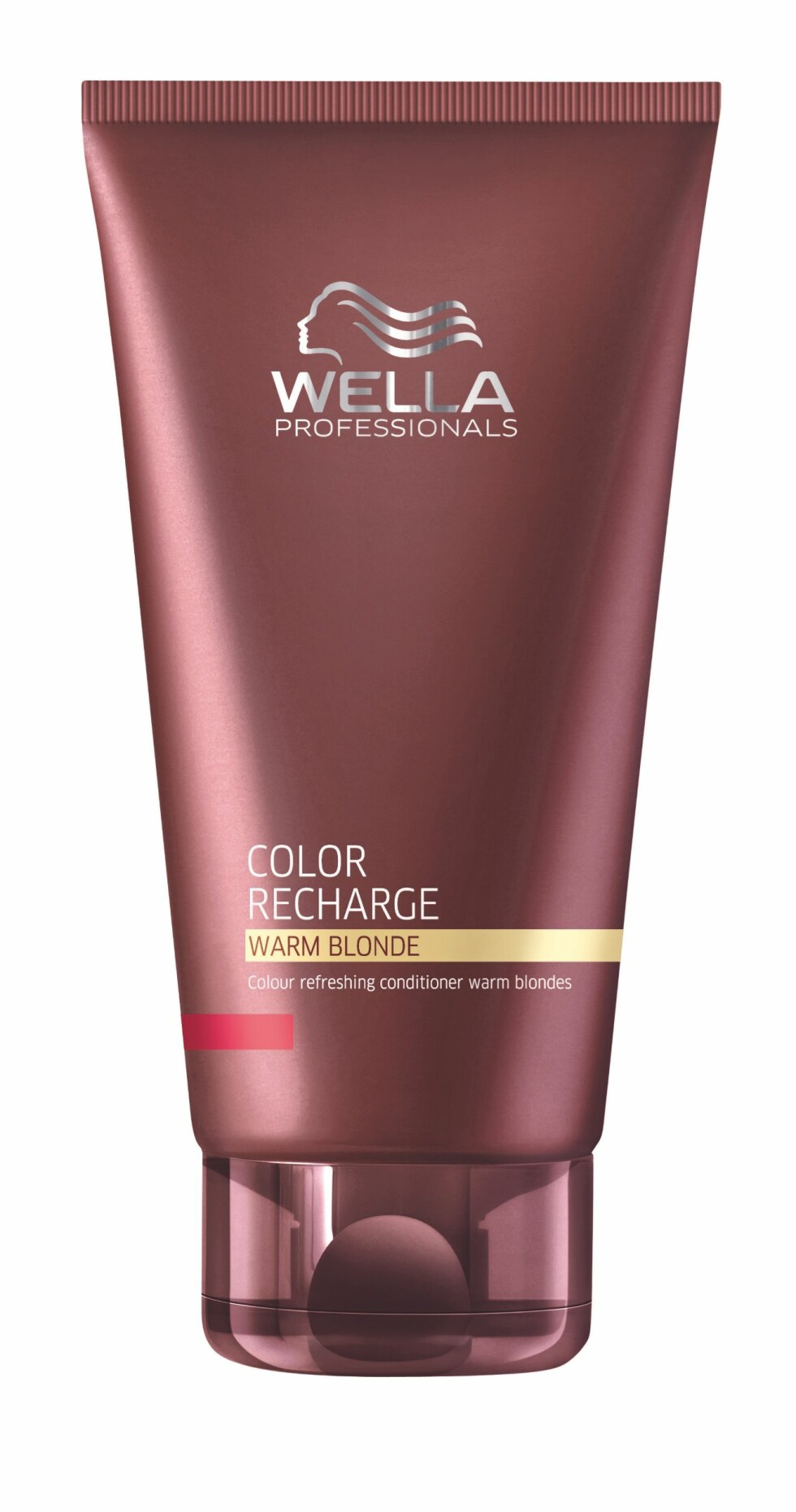Color Recharge Warm Blonde Balsam fra Wella, kr 249.  Foto: Produsenten