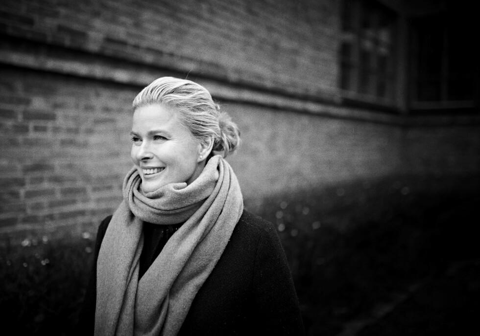 NYE TIDER: Vendela nyter å leve alene med sine døtre, og har mange jobbprosjekter, både egen brillekolleksjon og som frontfigur for et nytt hotellkonsept. Foto: Geir Dokken / All Over Press Norway