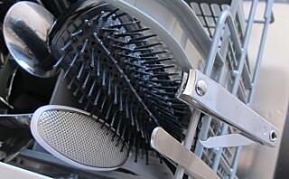 9 ting du kan vaske i oppvaskmaskinen