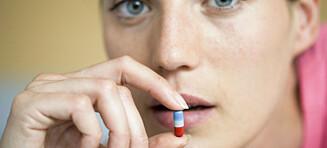Slik påvirker antibiotika kroppen din