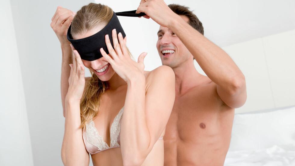 FETISJ: Ifølge eksperten er det svært mange som tenner på å dominere partneren sin eller selv bli dominert.  Foto: Scanpix