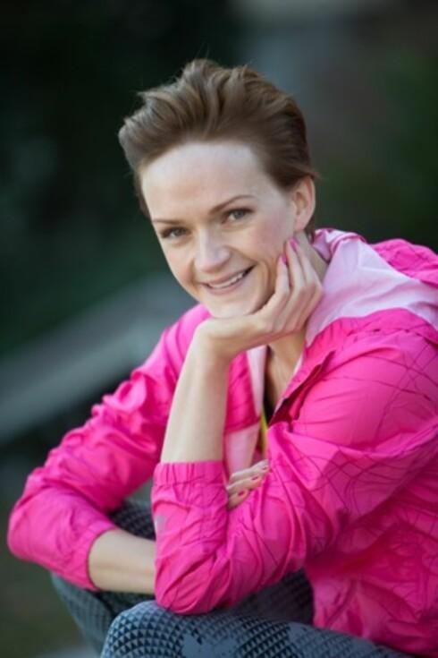 Helle Bornstein (29) er eier og gründer av treningsstudioet Smart Trening og konseptet SMART som baserer seg på trening, kosthold og livsstil.  Foto: Rolf-Ørjan Høgset