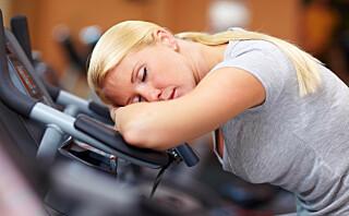 Trener du på tom mage?