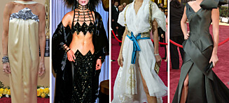Tidenes verste Oscar-kjoler