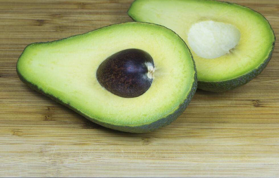 SMART: Modner avocadoen før du rekker å spise den opp? Legg den i fryseren! Foto: bogdan mihai - Fotolia