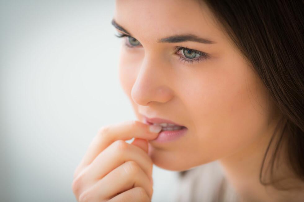 ANGST: Angst rammer langt flere enn du kanskje tror, og kan gi en rekke ulike symptomer. Men kan man bli kvitt det? Foto: Garo/Phanie/REX/All Over Press